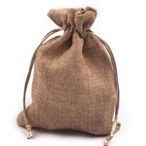 Джутовый мешок