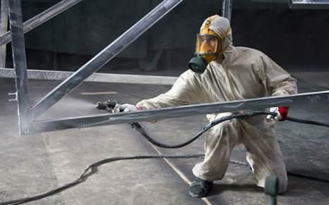Огнезащита металла, металлоконструкций, воздуховодов, кабелей