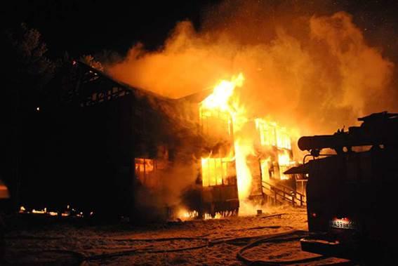 Способы и средства огнезащиты древесины