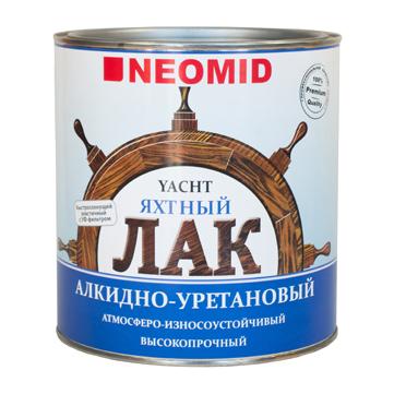 Неомид Лак яхтный глянцевый