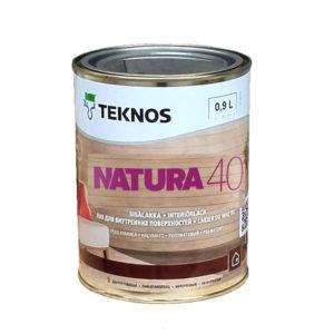 Лак Teknos Natura 40 (Натура)
