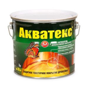 Акватекс - пропитка и антисептик