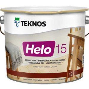 Лак Teknos Heio 15 (Хело)