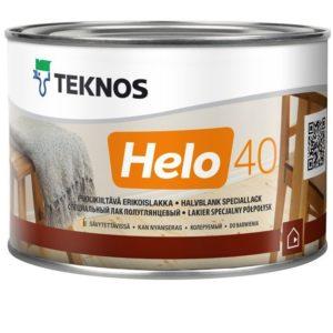Лак Teknos Heio 40 (Хело)
