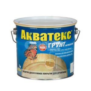 Акватекс грунт