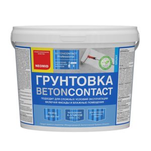 Neomid Betoncontact - грунт