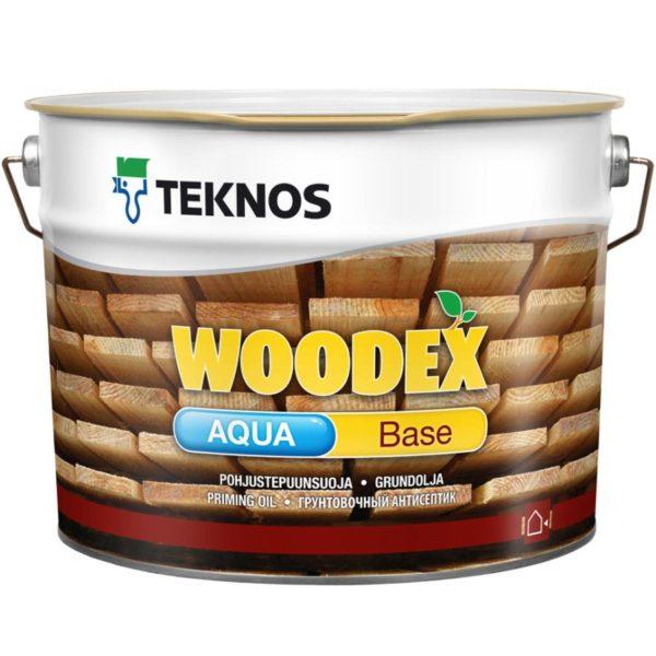 Teknos Woodex Aqua Base (Вудекс Аква Бейс)