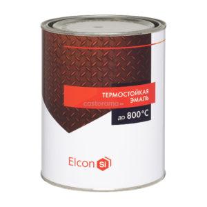 Термостойкая эмаль Elcon
