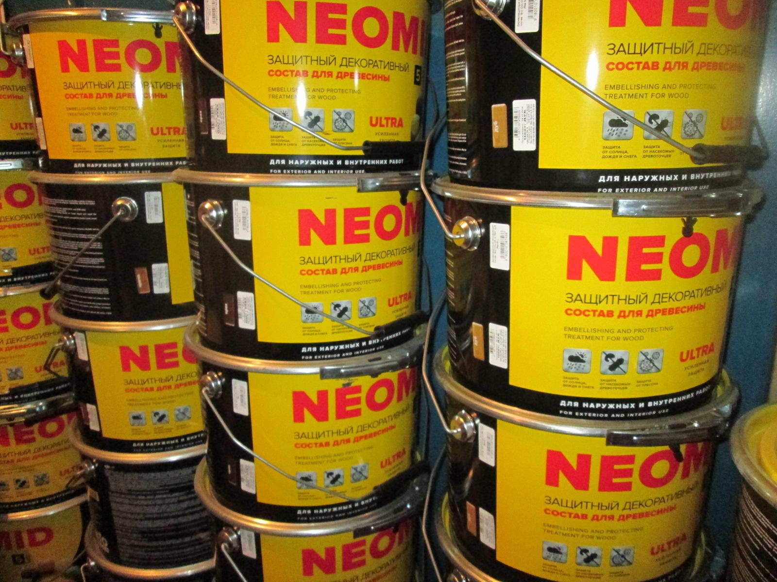 Неомид в Крыму Симферополе — антисептики, герметики и цены